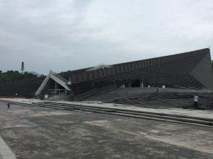 Musée de Yunyang (Chongqing) 2015 (photo de K. Le Mentec)